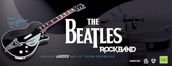 The Beatles: Rock Band X360 Wireless Gretsch Duo-Jet Guitar Controller