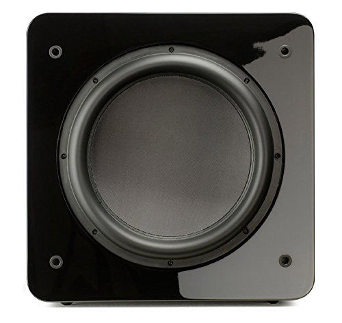 SVS SB13-Ultra 1000 Watt DSP Controlled 13' Compact Sealed Subwoofer (Piano Gloss Black)