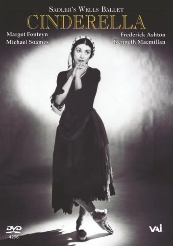 Prokofiev - Cinderella / Fonteyn, Somes, Ashton, MacMillan, Park, Grant, Farron, Fifield, Page, Beriosova, Sadler's Wells Ballet