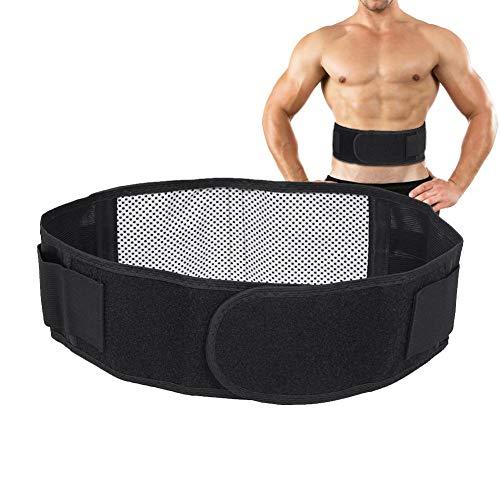 Rückenbandage mit Stützstreben Justierbarer Taillenstützgurt, selbstheizende Taillenstütze, Reparatur der richtigen geraden Taille, gesund bleiben