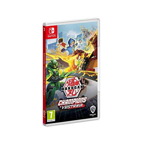 BAKUGAN : Champions de Vestroia (Nintendo Switch)