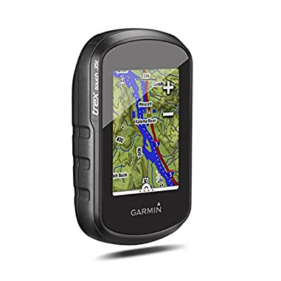Garmin eTrex Handheld GPS Navigator, 35t (010-01325-13) (Renewed)