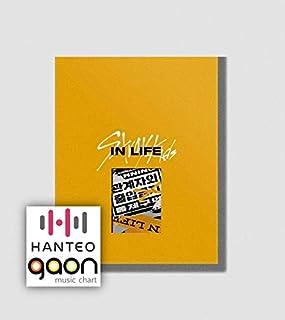 Stray Kids - IN生 (in Life) [Standard Ver. - B Type] (1st Album Repackage) [Pre Order] CD+Photobook+Folded Poster+Pre Order...