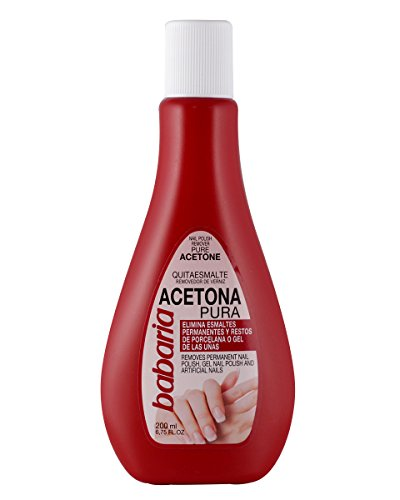 Acetona pura Bavaria -200 ml