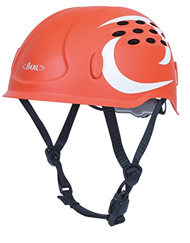 Beal Ikaros Casque d'escalade/Alpinisme Mixte Adulte, Orange