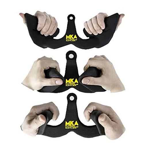 JWW Barra De Entrenamiento para Bíceps Y Tríceps Barra De Prensa De Tríceps Multifunción Entrenamiento Accesorio Multi Gym CROS
