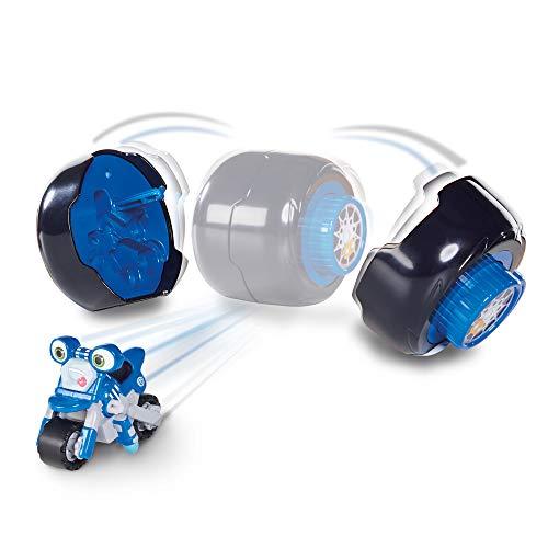 Ricky Zoom T20060 Spielzeug, Loop-Wind und Launch, Mehrfarbig