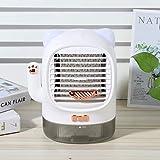 Changor Enfriamiento Ventilador, Fácil para Instalar en pc Escritorio Ventilador 400ml Abdominales y Ordenador Personal y Electrónico Componentes 5W por Casa Utilizar