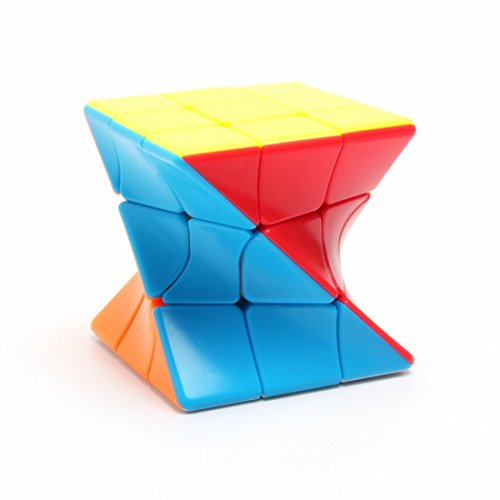 CuberSpeed Twist 3x3 stickerelss Speed Cube