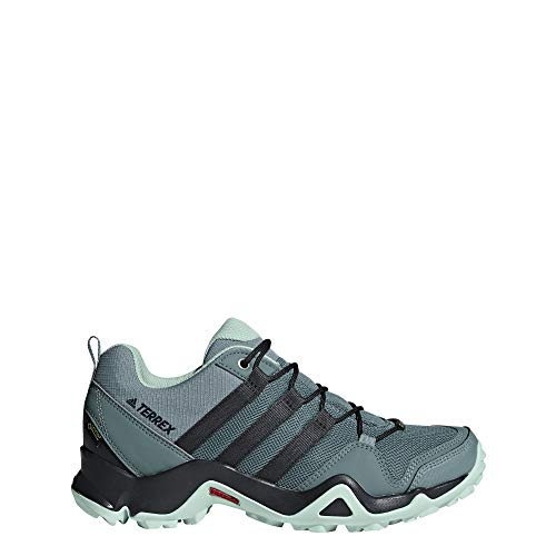 adidas Terrex Ax2r Gtx, Women's Trail Running Shoes, Green (Rawgrn/Carbon/Ashgrn Rawgrn/Carbon/Ashgrn), 4 UK (36 2/3 EU)