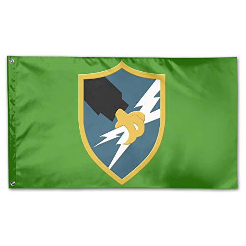 US Army Security Agency Yard Flags 3 X 5 in Indoor&Outdoor Decorative Home Fall Flags Holiday Decor