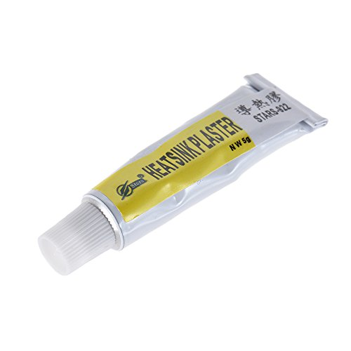 STARS-922 3D Printer Heatsink Plaster CPU GPU LED Thermal Silicone Grease Compound Glue Excellent Adhesive