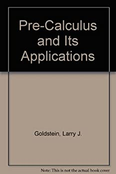 Pre-Calculus and Its Applications 069721656X Book Cover