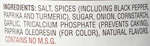 Lawrys Seasoned Salt Blk Pepper