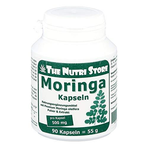 The Nutri Store Moringa Kapseln, 90 St....