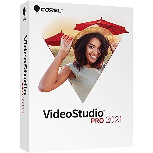 Corel VideoStudio 2021 Pro|Video & Movie Editing Software [PCDisc]|Pro|1...