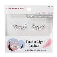 [キスニューヨーク] KISS NEW YORK 【公式】 フェザーライトラッシュ 13 Feather Light Lashes Sweet KFL13J 3個セット
