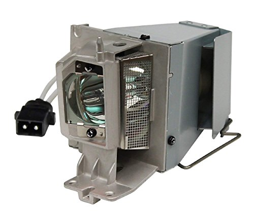 Supermait BL-FP190D SP.8VH01GC01 A+ Calidad OEM Bombilla Original Lámpara Bulbo de proyector Original con Carcasa Compatible con OPTOMA HD141X EH200ST GT1080 HD26 S316 X316 W316 DX346 BR323 BR326