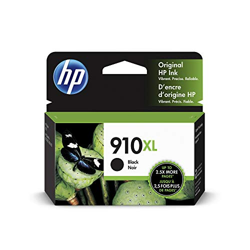 HP 910XL | Ink Cartridge | Black | Works with HP OfficeJet 8000 Series | 3YL65AN