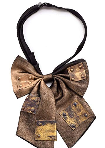 BLESSUME Vendimia Bowknot Corbata de moño
