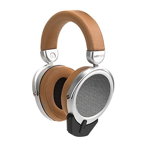 HIFIMAN Deva Over-Ear Full-Size Open-Back Planar Magnetic Headphone with Bluetooth