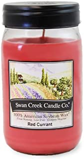 Swan Creek Candle Red Currant 24 Oz