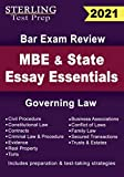 Sterling Test Prep MBE and State Essays Essentials: Governing Law for Bar Exam Review