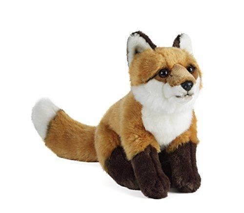 Living Nature Stofftier - Großer Fuchs (40cm)