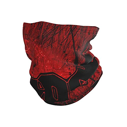 asdew987 Ac Dc - Máscara de tubo transpirable para el cuello, cubierta de la cara, bufanda para la cabeza de la motocicleta