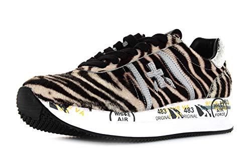 Premiata animalier Conny 4814 Sneaker