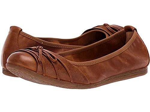 BORN Chelan Tan Full Grain Leather 8.5 M (B)