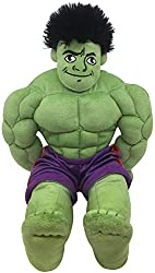 powerful Jay Franco Marvel Superhero Adventure Baby Hulk Plush Plush, Buddy-Supersoft …