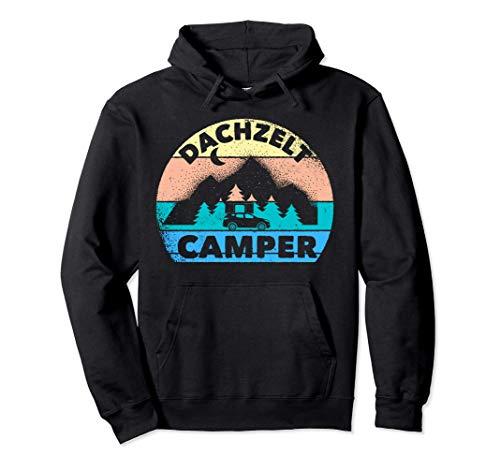 Dachzelt Camper | Autodachzelt Hartschale | Camping Zelten Pullover Hoodie