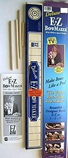 Delux EZ Bowmaker - Bow Making Tool - Craftng Bowmaker - Professional Designer Bow Maker