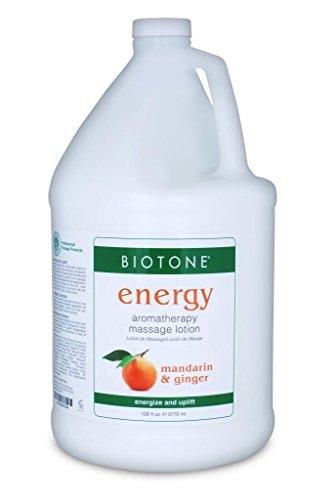 BIOTONE Energy Aromatherapy Massage Lotion - 1 Gal