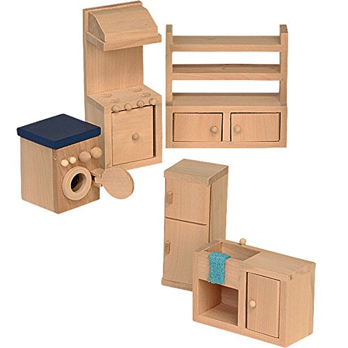 Beluga Spielwaren 70120 - Küche, Puppenhausmöbel