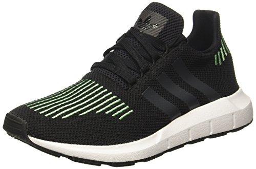 adidas Swift Run, Scarpe da Fitness Uomo, Nero (Negbas/Neguti/Ftwbla 000), 46 2/3 EU