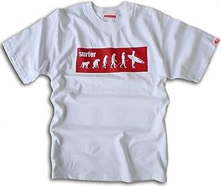 surfer進化論 サーフTシャツ