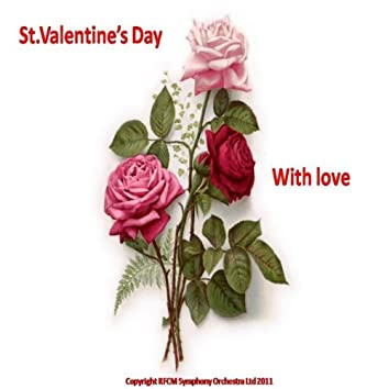 Romance On St.valentine's Day