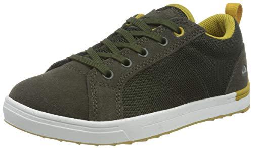 Viking Unisex-Erwachsene Mathias Sneaker, Grün (Hunting Green/Khaki 2461), 33 EU