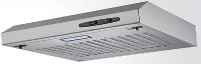 Candy CFT610/5S Campana 60 cm ancho, 3 niveles de potencia, capacidad extracción 208 m3/h, iluminación LED, 87.5 W, 55/71 decibels, silver: Amazon.es: Grandes electrodomésticos