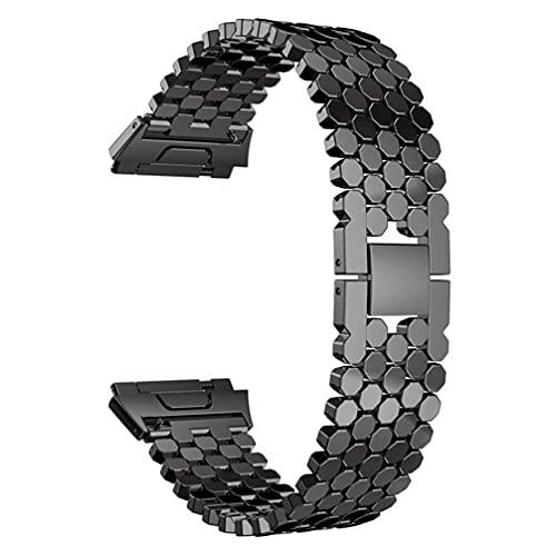 Hemobllo Compatível Com Banda de Aço Inoxidável Relógio Banda Fitbit Ionic Ultra- Fino Leve Substituição Banda Strap Pulseira Para Mulheres Dos Homens