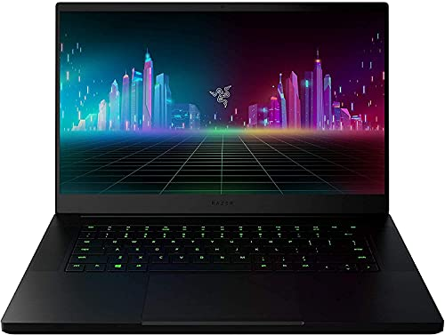 "Razer Blade 15.6"" IPS FHD Widescreen LED Laptop | Intel 6-Core i7-10750H | NVIDIA GeForce GTX 1660 Ti | 32GB DDR4 | 1TB SSD | Backlit Keyboard | Windows 10 | with Woov Smart Plug White Bundle"