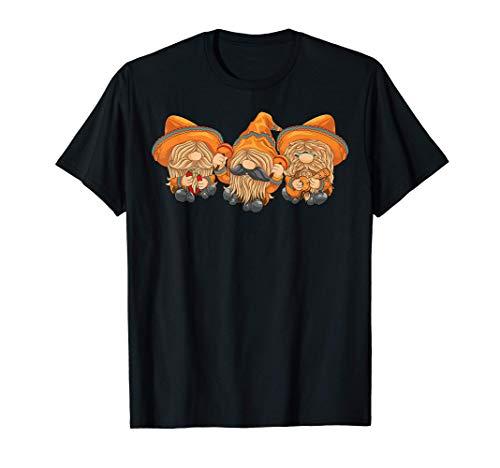 Cinco De Mayo Gnomes Mexican Three Gnomes Maracas & Poncho T-Shirt