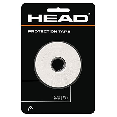 Head Protection Tape Cinta Protectora, Unisex Adulto, Blanco, Talla única