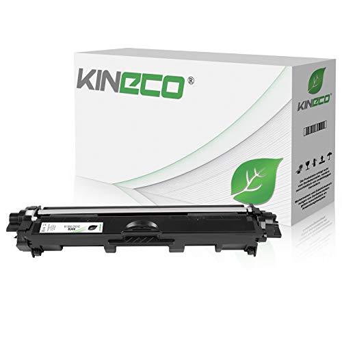 Kineco Toner kompatibel für Brother TN-242 TN-246 für Brother DCP9017CDWG1, MFC-9142CDN, HL3142CW, DCP-9017CDWG1, DCP-9022CDW, HL-3152CDW, MFC-9342CDW, HL-3172CDW, MFC-9332CDW - Schwarz 2.500 Seiten