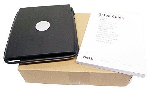 Dell DX897 PD01S Latitude D400 D410 Inspiron 8500 D/Bay External Media Drive Compatible Part Numbers: DX897, PD01S