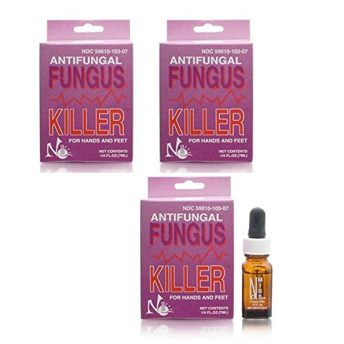 Fungus Killer 0.25oz Bottle Boxed (3 Pack)