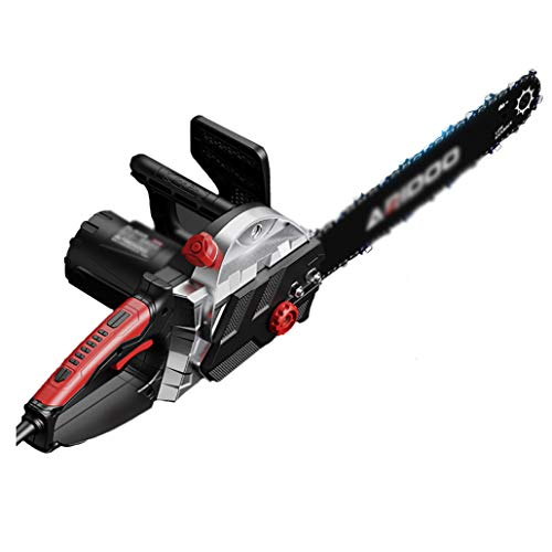 IRi Electric Saw for Cutting Wood Trees, Electric Hand Saw, Corded Chainsaw, Portable Chainsaw, Lightweight and Portable, Quality Switch, for Felling and Trimming Gardens