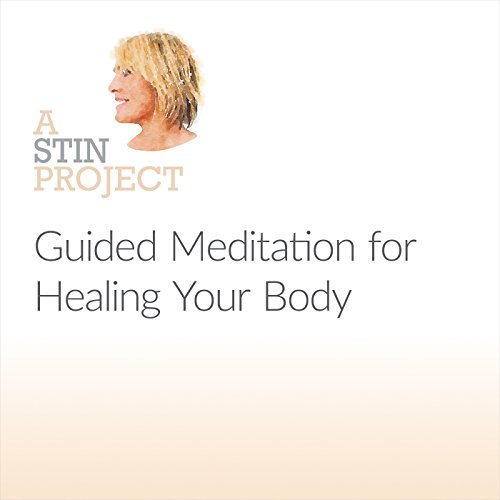 Guided Meditation for Healing Your Body audiobook cover art